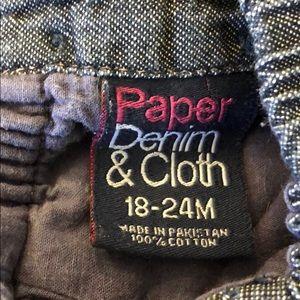 Paper Denim & Cloth Dresses - Paper denim and cloth size 18 to 24 months dress